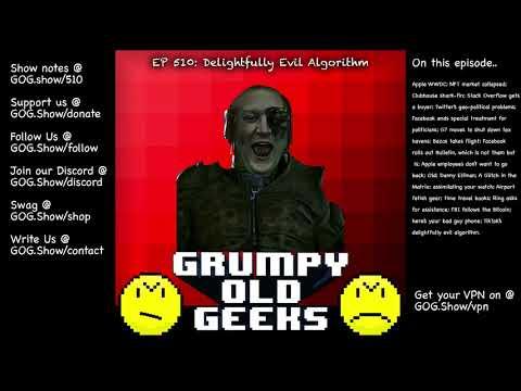 Download Ep 510: Delightfully Evil Algorithm