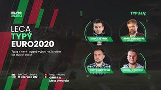 Lecą Typy #1 - mecz Turcja vs Włochy - Profesjonalne Typy na Mistrzostwa Europy