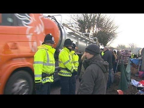 Shale shock: gas exploration fuels future energy debate in UK - reporter