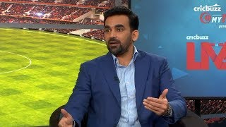 India's calm demeanour in this tournament an example for other teams - Zaheer Khan
