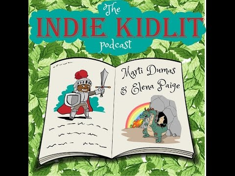 Ep 01 Indie KidLit Podcast-Crafting Children's Fiction with Adam Maxwell