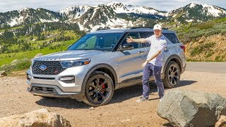 Is the 2020 Ford Explorer ST WORTH the PRICE?