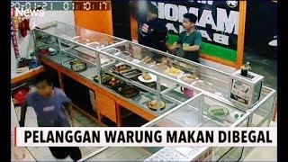 Polres Jaksel Buru P3laku Aksi B3gal di Warung Nasi, Pesanggrahan - iNews Pagi 23/01