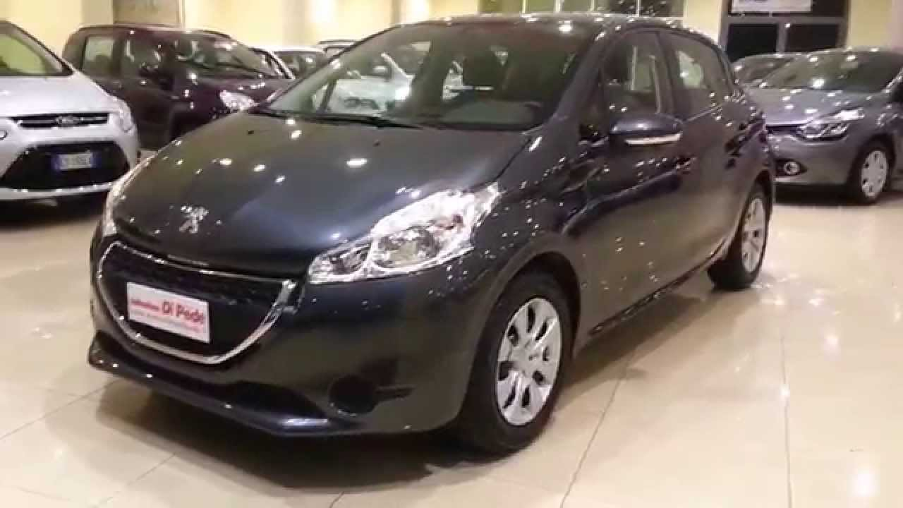 peugeot 208 1 4 hdi maggio 2013 usata semestrale aziendale autosalone di pede matera youtube. Black Bedroom Furniture Sets. Home Design Ideas