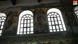 بالفيديو.. اكتشف كنوز كنيسة المهد في بيت لحم