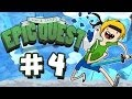 Finn And Jakes Epic Quest: The Ice Kingdom! - Part 4