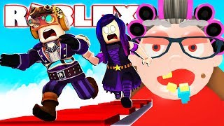 THE GRANDMOTHER YOU HAVE TO EAT on ROBLOX!!