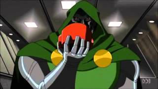 Doctor Doom Disturbed Video