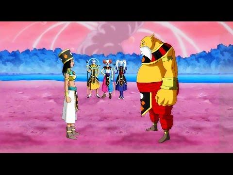 The Next God of Destruction - Dragon Ball Super