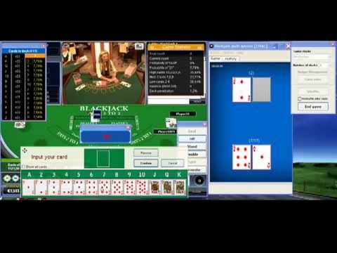 Blackjack software card counting plan theatre casino bordeaux