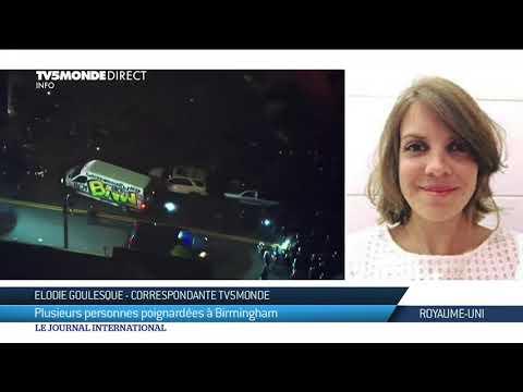 Angleterre : plusieurs personnes poignardées à Birmingham