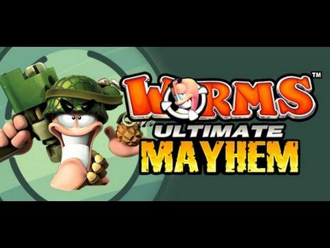 Worms Ultimate Mayhem cu ZaGang |