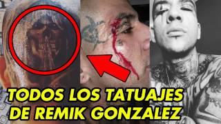 Video Todos los tatuajes de REMIK GONZALEZ y su SIGNIFICADO   2017   Rap para Todos. download MP3, 3GP, MP4, WEBM, AVI, FLV Agustus 2018