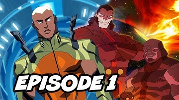 Young Justice Stream German