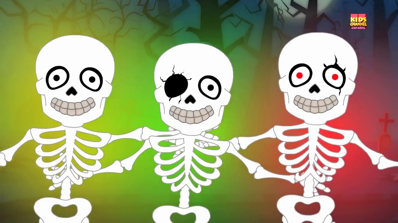 Cinco Esqueletos Youtube