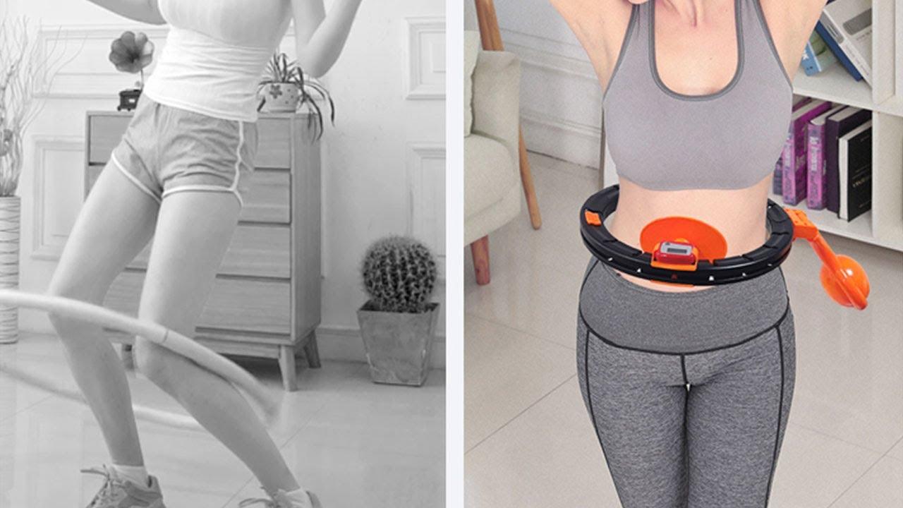 hula hoop pierde în greutate rapid