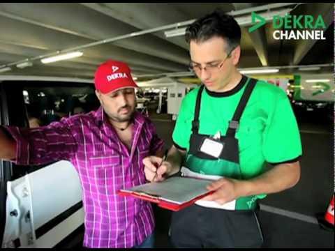 DEKRA testa la salute della tua auto – Gente Motori Tour 2011 – Bologna