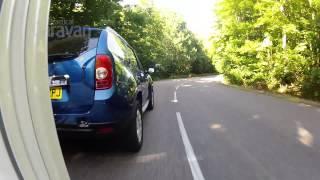 Practical Caravan | Dacia Duster | Tow Test 2013