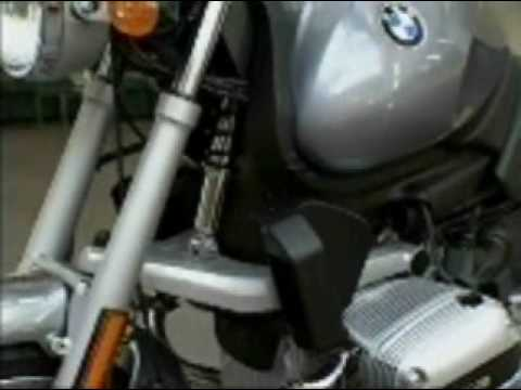 BMW Motorcycle Telelever explained 1997