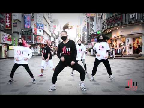 Bang It To The Curb-Far East Movement | Darlene Choreography | Hiphop Funk