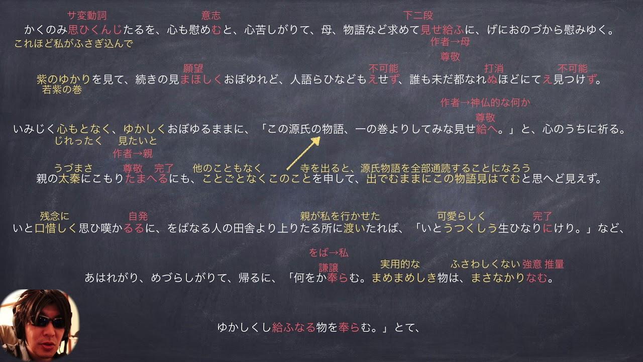 日記 語 更級 訳 現代