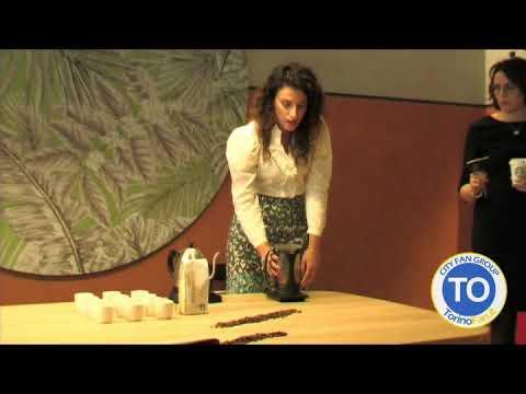 Starbucks a Torino: la preparazione del caffè