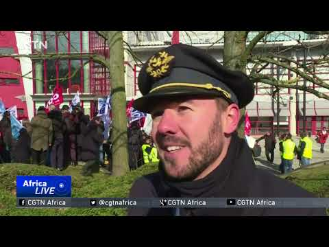 Passengers stranded as Air France workers strike