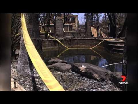 Sydney Bushfires 1994