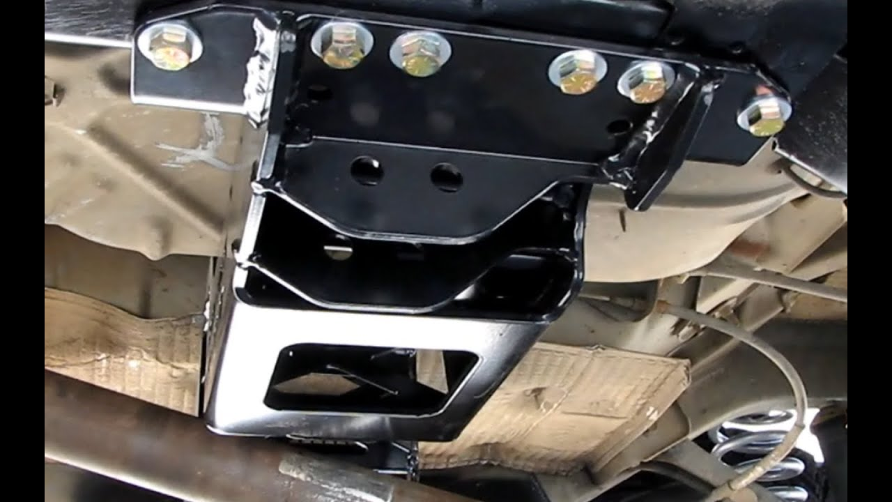 Jeep Grand Cherokee 4x4 Project ZJ Part 20 Iron Rock Off Road Rear Long Arm  Sub Frame Install IRO