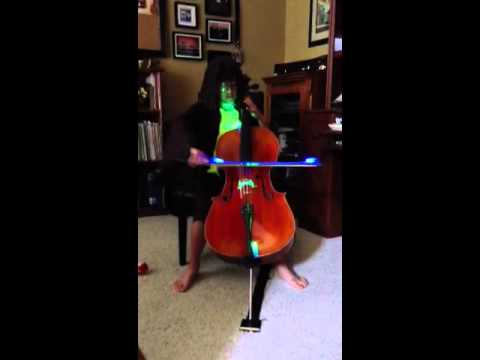Star Wars Cello played by 9 yrs old cellist