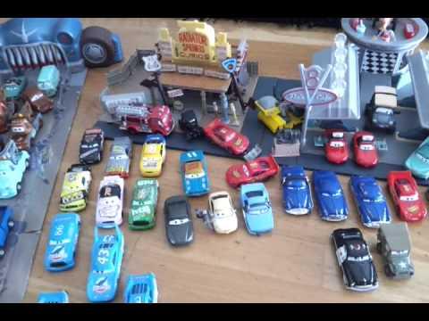 Coches de CARS 1.cuentos de mate y CARS 2 - YouTube