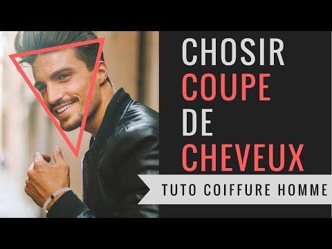 Comment CHOISIR SA COUPE DE CHEVEUX selon sa FORME DE VISAGE ! Tuto Coiffure homme viril