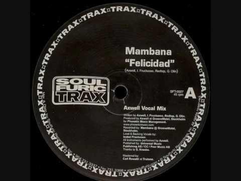 Клип Mambana - Felicidad