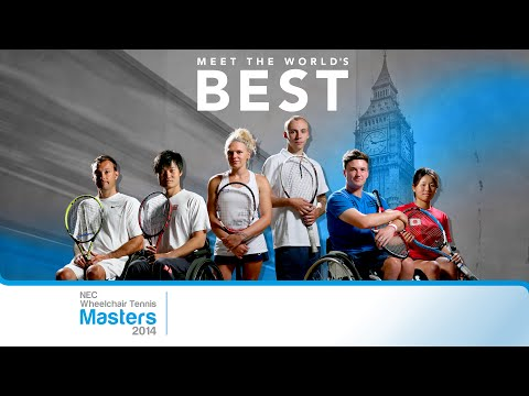 NEC Wheelchair Tennis Masters