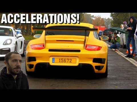 [VLOG] Route mouillée au Cars & Coffee Luxembourg..!