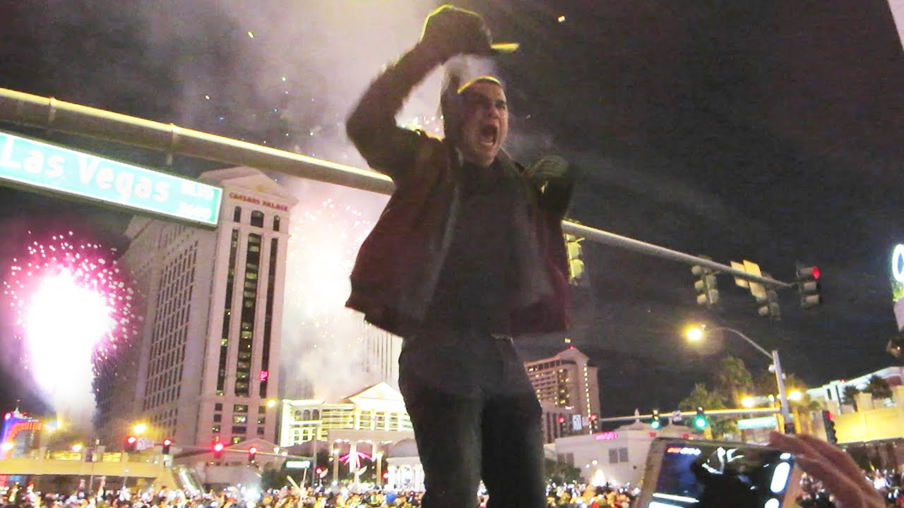 New Year's Eve 2015 In Las Vegas
