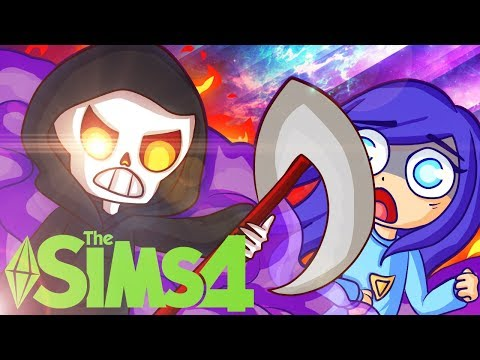 THIS IS THE END...GAME OVER!! | The Sims 4