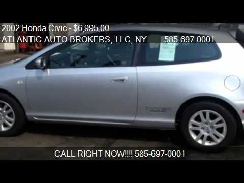 2002 Honda Civic Si Hatchback - for sale in ROCHESTER, NY 14