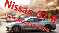 Nissan GTR   2018   Unterhaltskosten