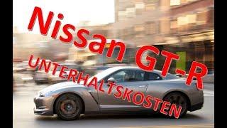 Nissan GTR | 2018 | Unterhaltskosten