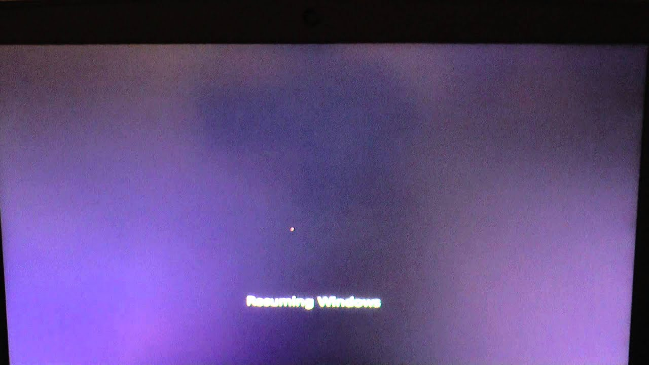 Alienware 14 computer resume loader issue (Help Please - It Fix now) -  YouTube