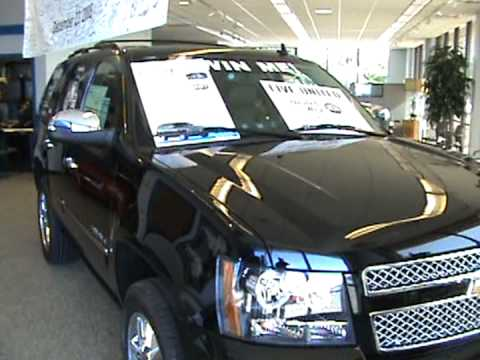 Last Chevrolet Tahoe Built at G.M. Janesville, WI Assembly ...