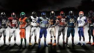 2016-17 College Football Season Predictions