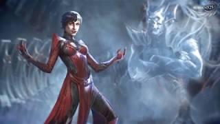 MK11 Skarlet ENDING (Mortal Kombat 11 Skarlet Klassic Tower ENDING)