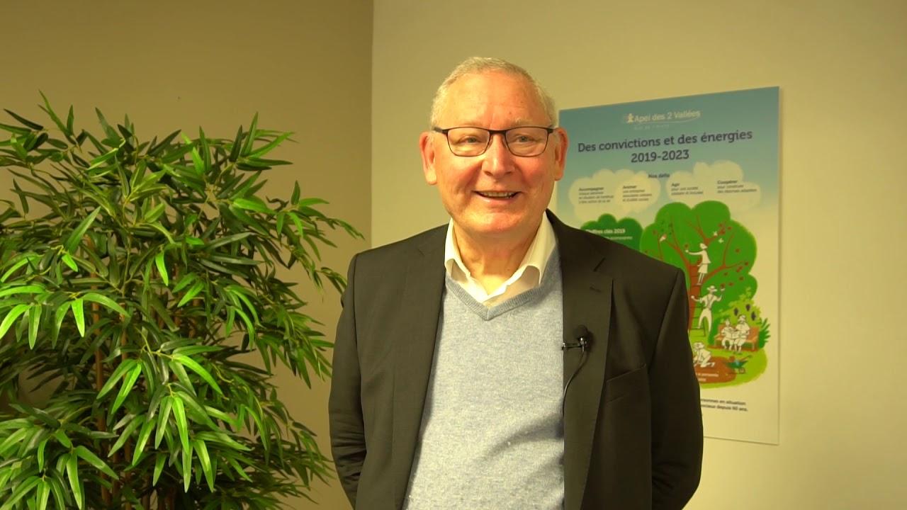 Voeux 2021 - Bernard Colas, Président & Frédéric Hyacinthe, Directeur Général