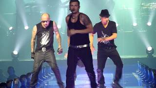 That Makes You Larger Than Life - NKOTBSB