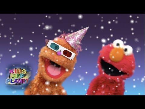 👹 Elmo's Monster Maker - Create your Monster - Play & Dance - Cute IOS Game/App