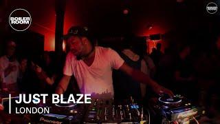Just Blaze Boiler Room London DJ Set