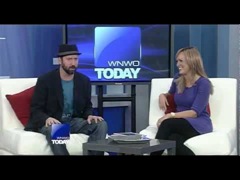Tom Green and WNWO Anchor Abby Powell Turpin's crazy interview!