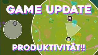 Game Update: es geht vollgas voran!